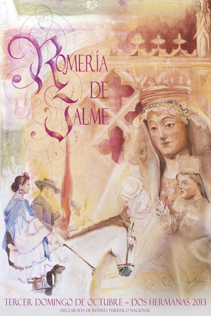 Cartel de Romería 2013