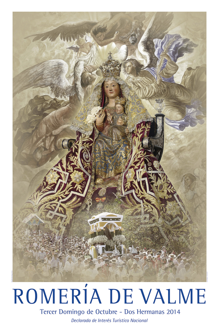 Cartel de Romería 2014