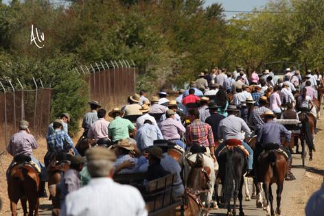 Comunicado sobre la I Marcha a Caballo al Real Santuario de Cuarto