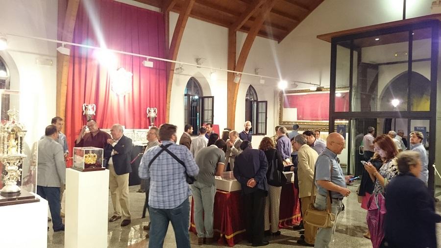 Inaugurada la IV Exposición