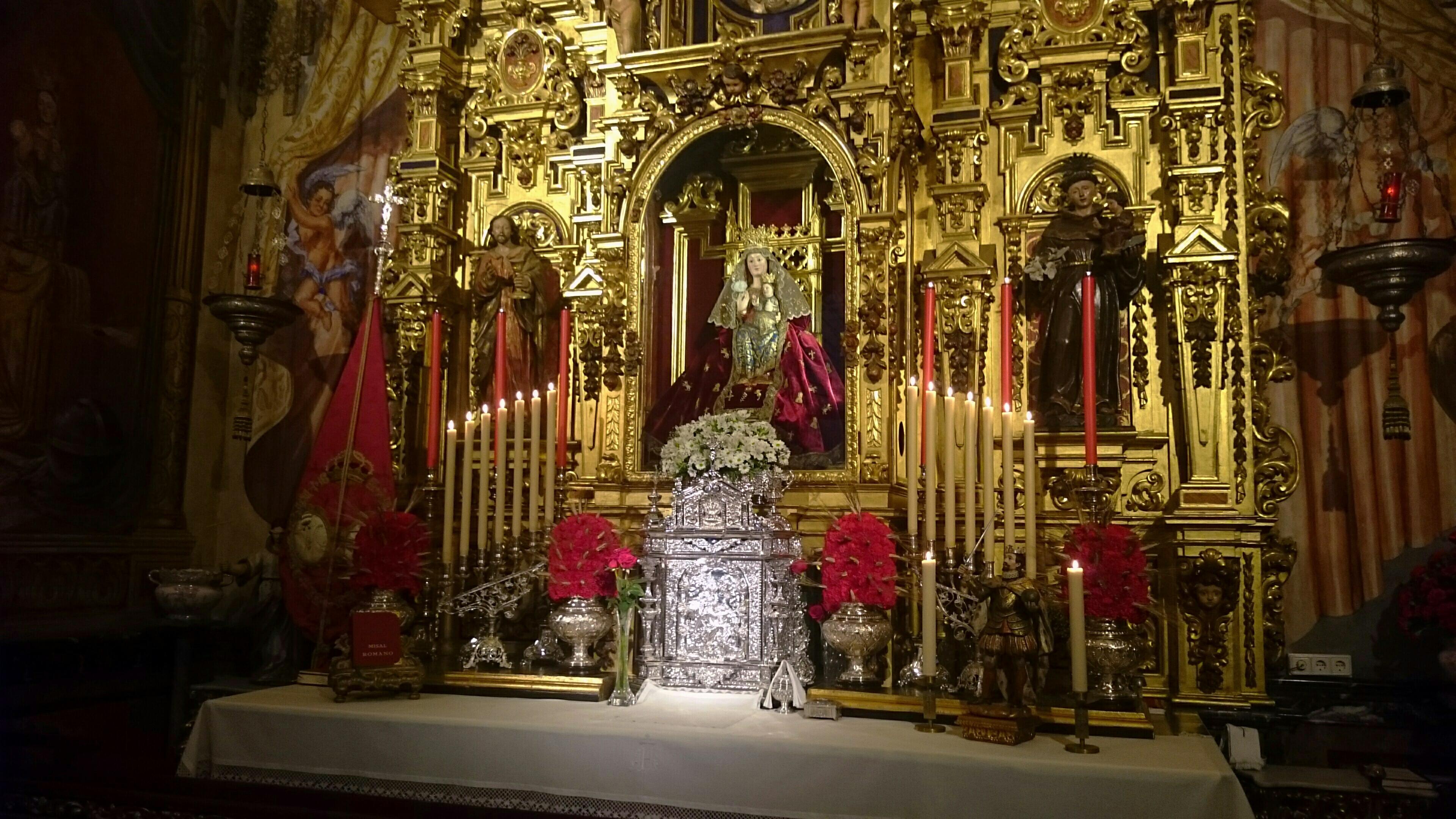 Celebrada la Solemne Función en honor de San Fernando