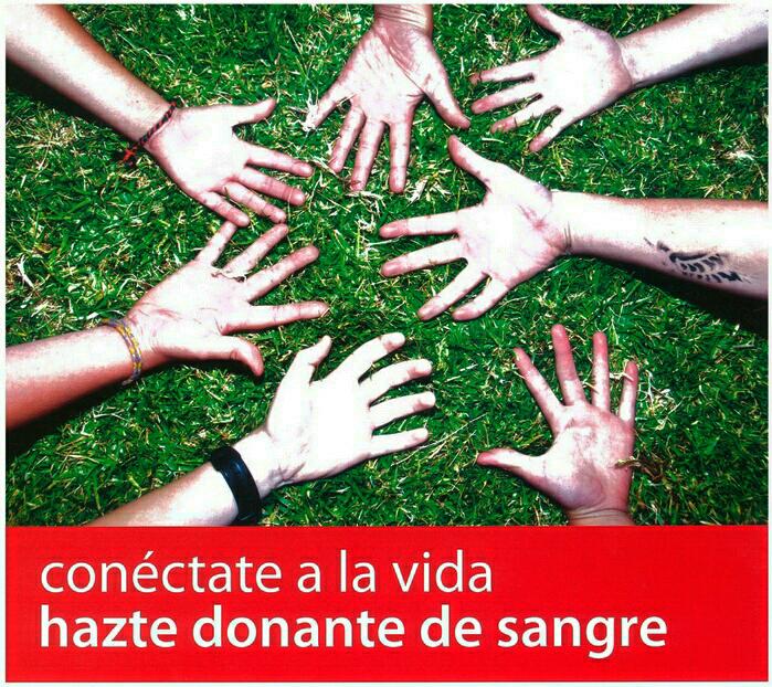 El próxímo 6 de Junio de 17:30 a 21:30 horas. Donación de sangre en nuestra hermandad.