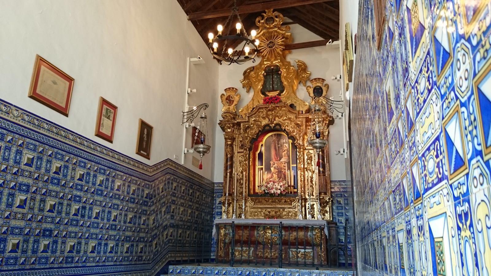 Suspendida la Misa mensual de Cuarto por obras en la Ermita