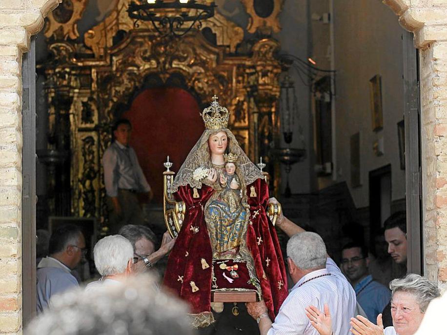 Calendario de vísperas de la Romería de Valme 2016