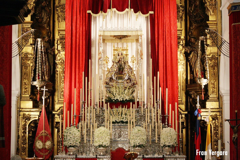 En directo la Función Principal de Instituto y el Pregón a la Stma. Virgen de Valme