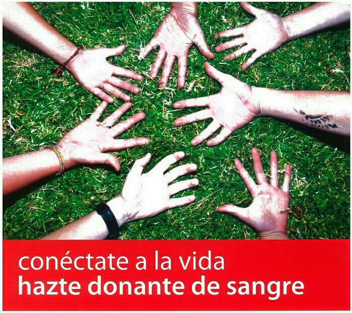 EL PRÓXIMO LUNES, 18 DE SEPTIEMBRE, DONACIÓN EN NUESTRA HERMANDAD