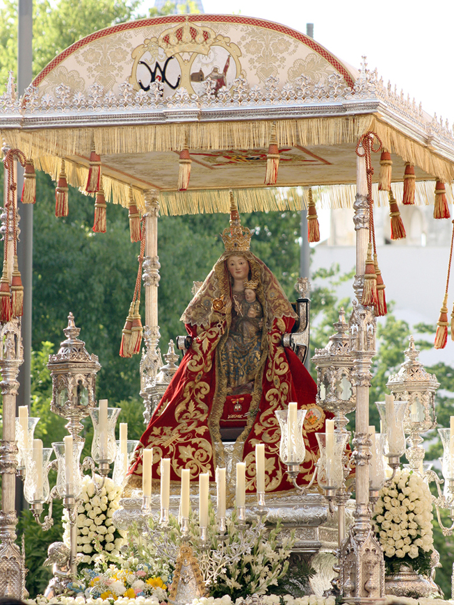 ITINERARIO DE LA PROCESIÓN EXTRAORDINARIA DE LA VIRGEN DE VALME