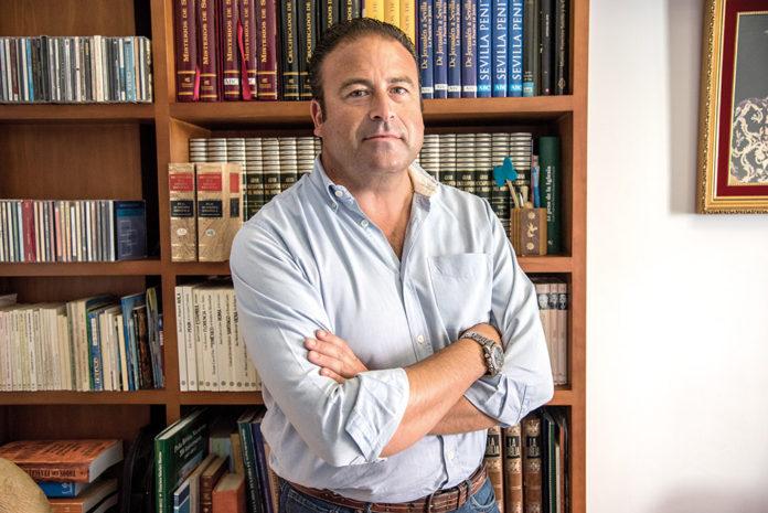Pablo Oñós, pregonero de Valme de 2019