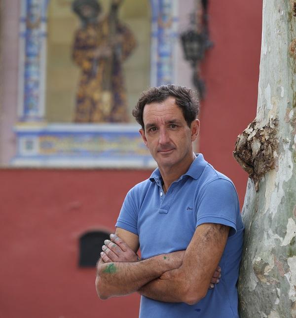 Entrevista a José Cerezal, cartelista de la Romería de Valme 2019