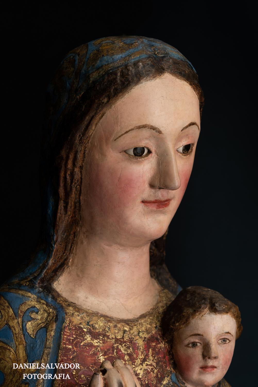La Virgen de Valme, en el esplendor de su talla gótica