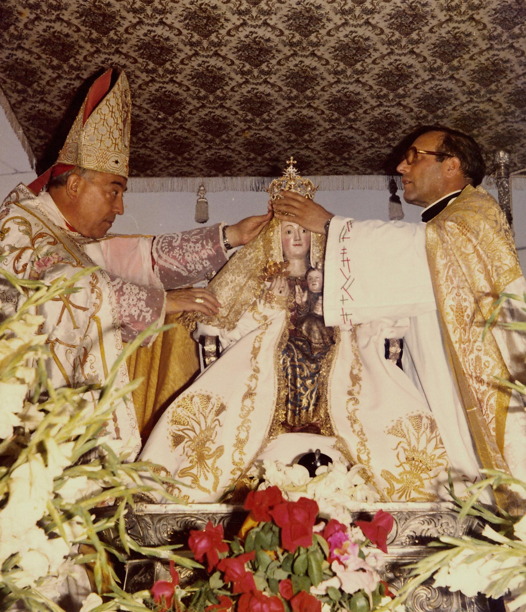Propuestas planteadas por los devotos para conmemorar el 50 aniversario de la coronación de la Virgen de Valme