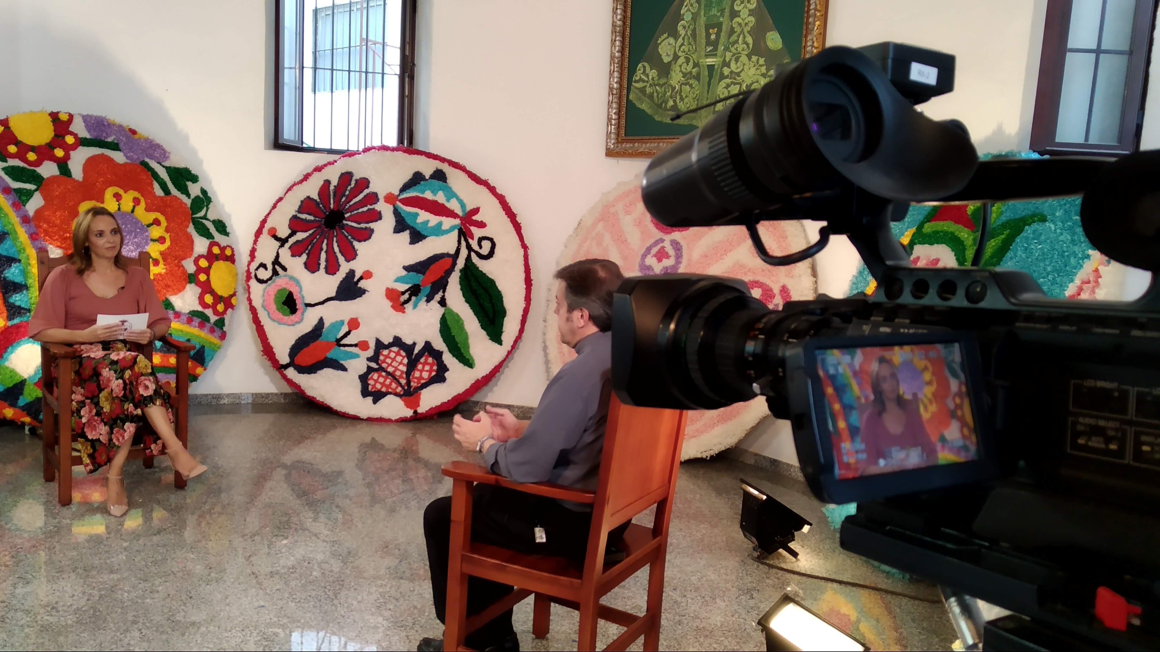 La Hermandad de Valme emitirá del 1 al 16 de octubre programas diarios con entrevistas a personas especialmente vinculadas a su Romería