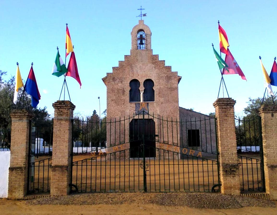 La Ermita de Cuarto acogerá finalmente la Santa Misa de la peregrinación de la Virgen de Valme para no afectar a la actividad del hospital tras desbordarse las expectativas de asistencia previstas